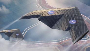 Naukowcy z NASA i MIT opracowali koncept samolotu przyszłości