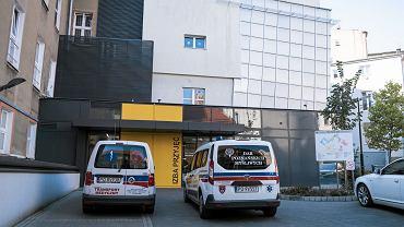 Szpital dziecięcy przy Krysiewicza w Poznaniu - izba przyjęć