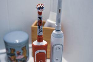 Test szczoteczek Oral-B dla rodzica i dziecka - jak się sprawują?