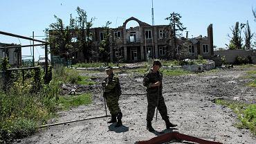 Wojna na Ukrainie (zdjęcie ilustracyjne)