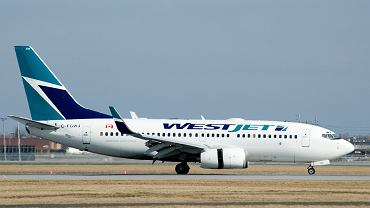 Kanada. Samolot musiał zawrócić na lotnisko z powodu żartu pasażera (zdj. ilustracyjne)