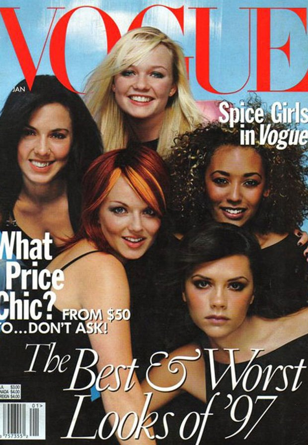 Vogue US: Spice Girls