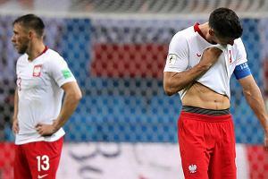 Mistrzostwa świata 2018. Polska - Kolumbia 0:3. Robert Lewandowski: Nie było nas stać na więcej