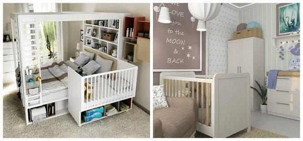 Pomysły na zaaranżowanie miejsca dla niemowlaka w sypialni rodziców