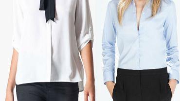 Eleganckie i stylowe koszule do pracy