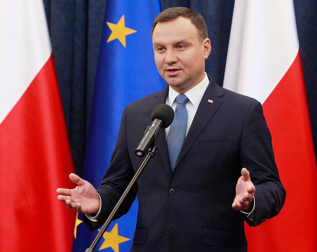 Prezydent Andrzej Duda podpisał ustawę medialną