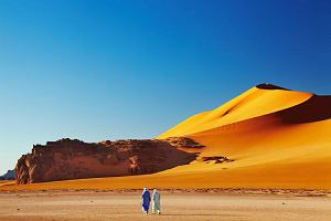 Największa pustynia świata pochłonęła obszar dwa razy większy od Polski. Zawinili człowiek i natura