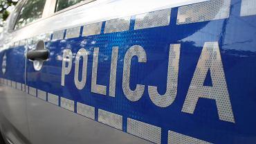 policja zdjęcie ilustracyjne