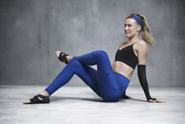 Nowe legginsy Nike Zoned Sculpt Tight