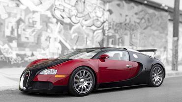 """Bugatti Veyron nr """"001"""""""