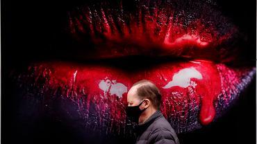 Epidemia koronawirusa w Londynie.