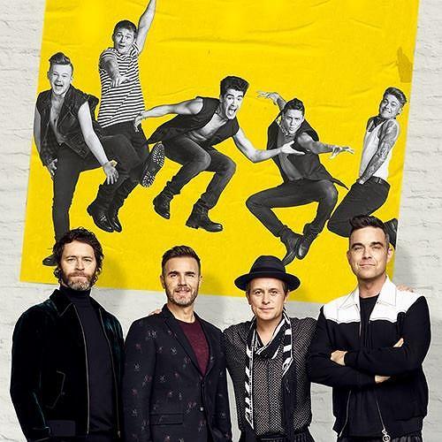 Robbie Williams z Take That