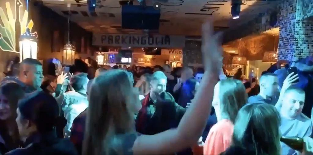 Impreza w Basenie Piwnym