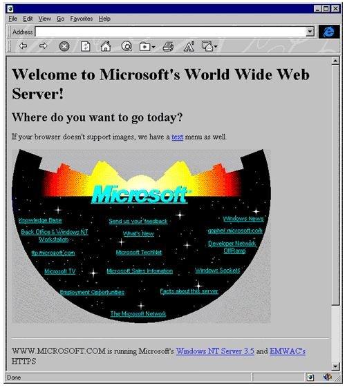 Pierwsza Strona Microsoft