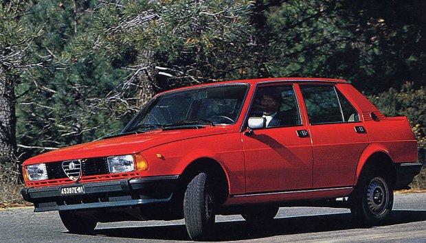 1977 Alfa Romeo Giulietta