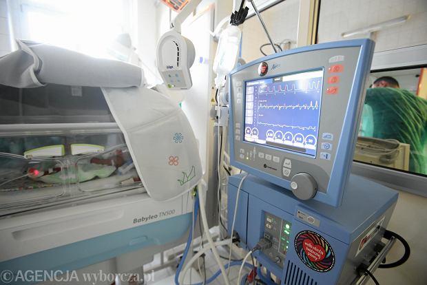 Respirator (zdjęcie ilustracyjne)