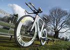 Rower z oponami zaprojektowanymi przez NASA