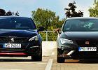Opinie Moto.pl: Peugeot 308 GTI vs. Seat Leon Cupra - porównanie hot hatchy