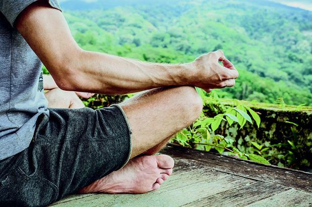 Medytacja to także powód do snobowania się