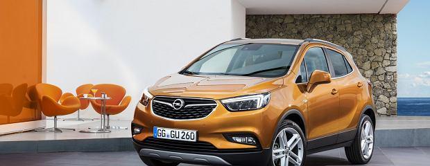 Salon Genewa 2016 | Opel Mokka X | Zmiany na lepsze