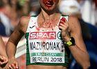 Zalała się krwią i pomyliła trasę. Mimo to zdobyła mistrzostwo Europy [PAMIĘTACIE?]