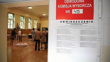 .Wybory do Parlamentu Europejskiego w Warszawie
