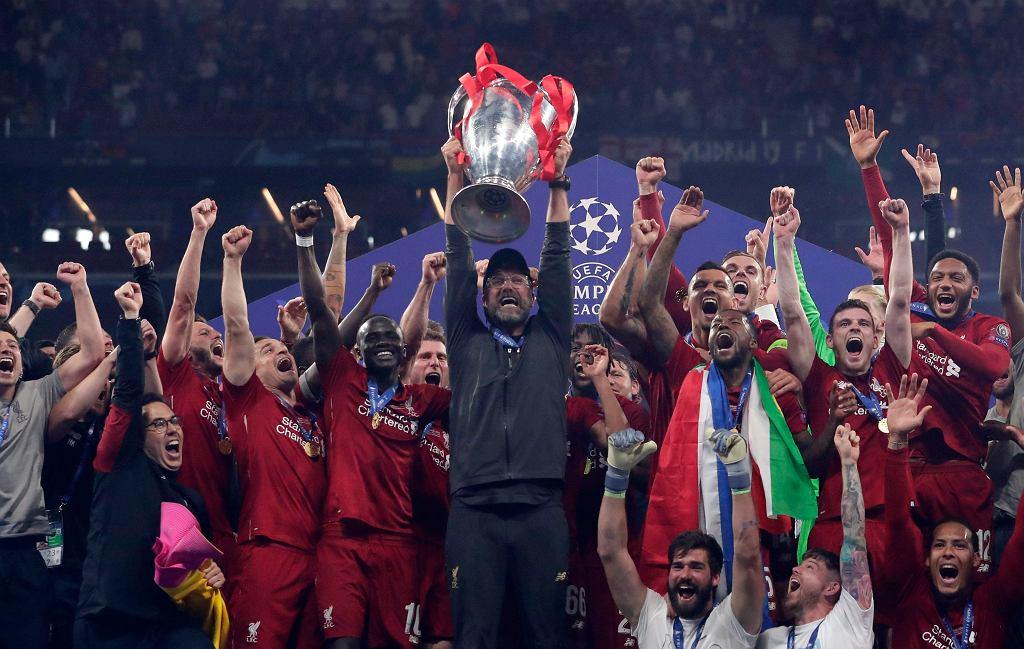 Juergen Klopp na dłużej w Liverpoolu?