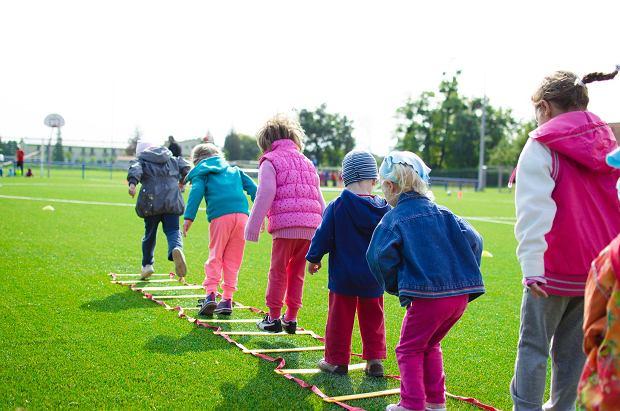 Sport dla dziecka - dlaczego warto?