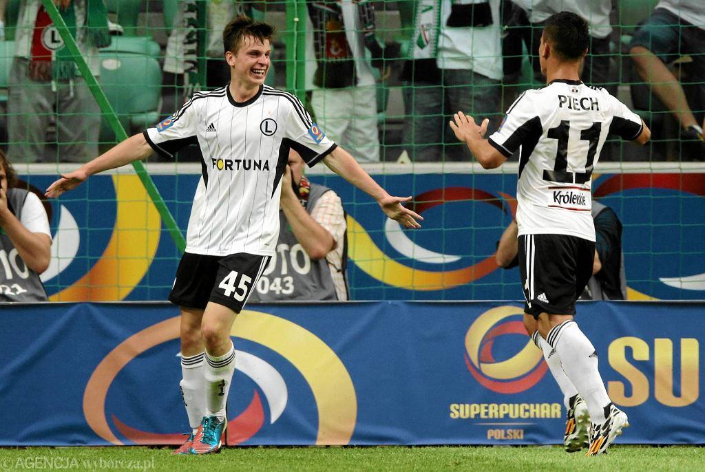 Legia przegrała z Zawiszą mecz o Superpuchar 2:3