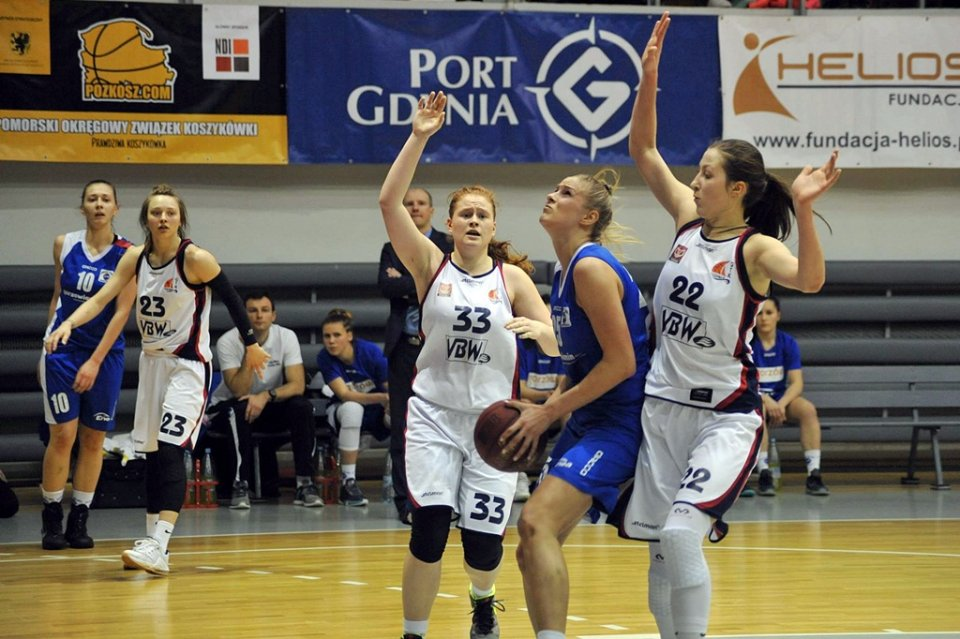Koszykarskie finały mistrzostw Polski w kategorii U-22 Gdynia 2016