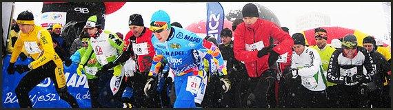 XXV Warszawski Triathlon Zimowy na Stegnach