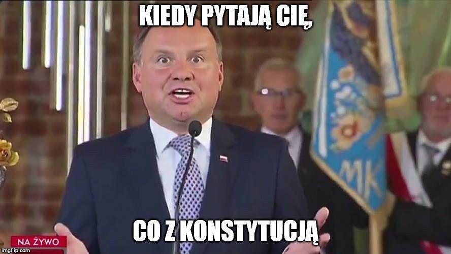 Andrzej Duda - memy