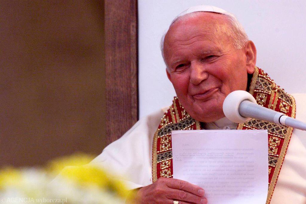 Jan Paweł II na zdjęciach
