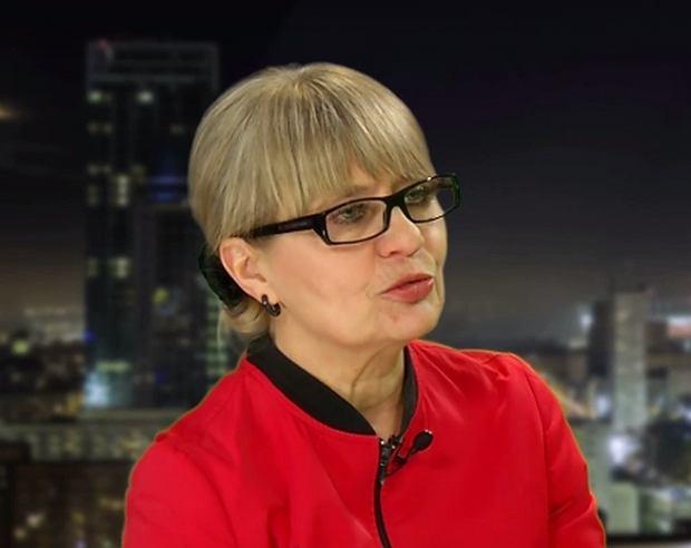 Małgorzata Raczyńska-Weinsberg, fot. Według Raczyńskiej/YouTube