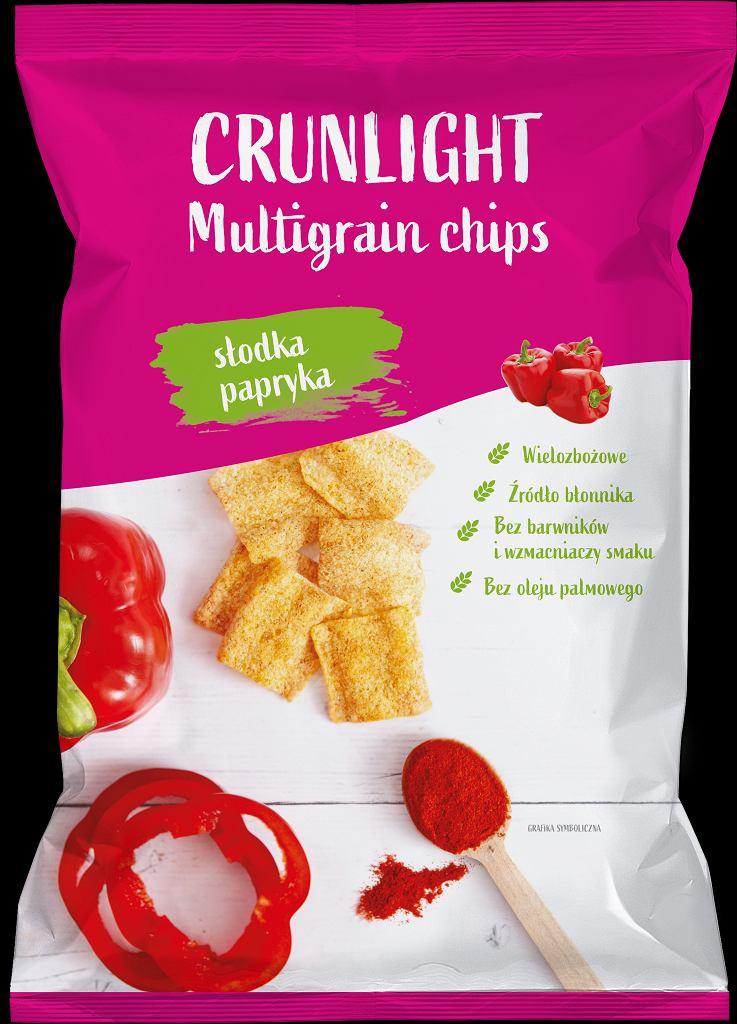 Crunlight multigrain papryka