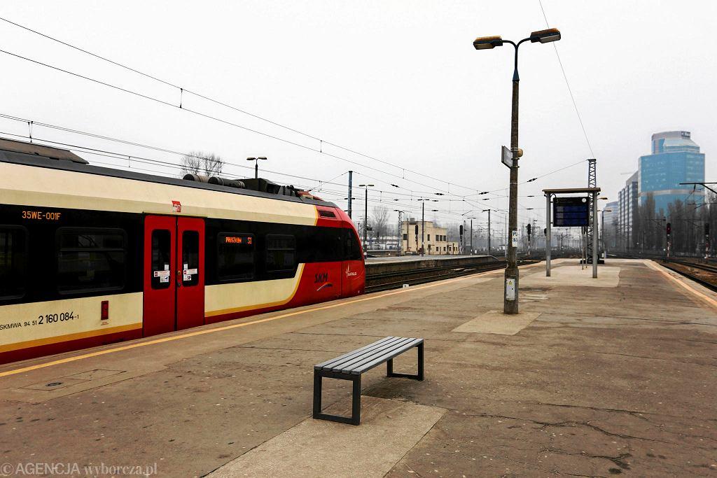 Dworzec Zachodni [zdjęcie ilustracyjne]