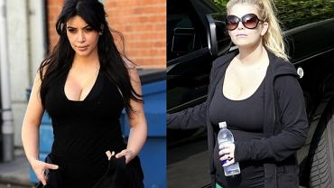 Kim Kardashian i Jessica Simpson