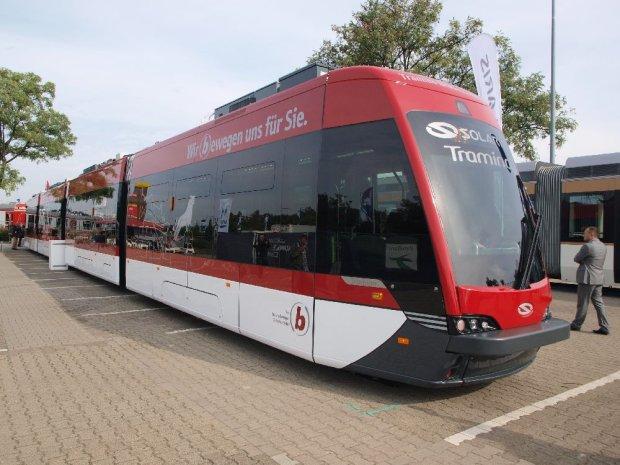 Stadler i Solaris będą razem budować tramwaje. Wspólna inwestycja w Środzie Wielkopolskiej