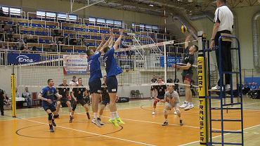 Turniej w Kozienicach. Cerrad Czarni Radom vs Espadon Szczecin 3:1