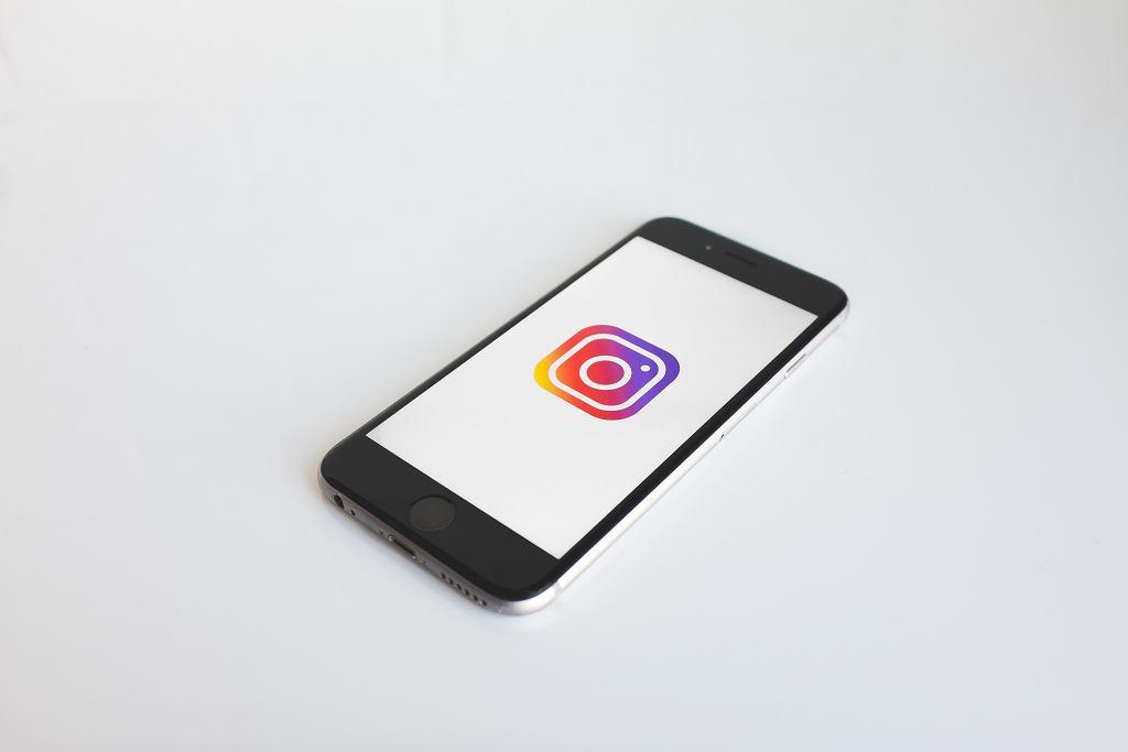 Instagram (zdjęcie ilustracyjne).