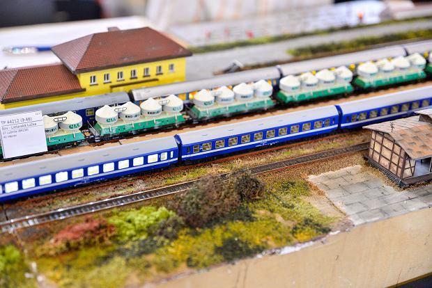 Zdjęcie numer 0 w galerii - Zbudowali wielką makietę kolejową, pociągi jeżdżą zgodnie z rozkładem [ZDJĘCIA]