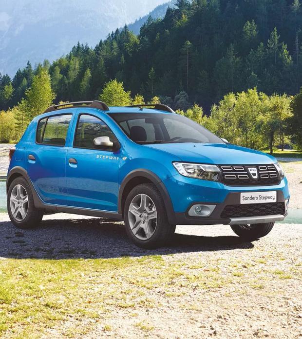 Dacia Sandero Stepway - wszechstronny charakter