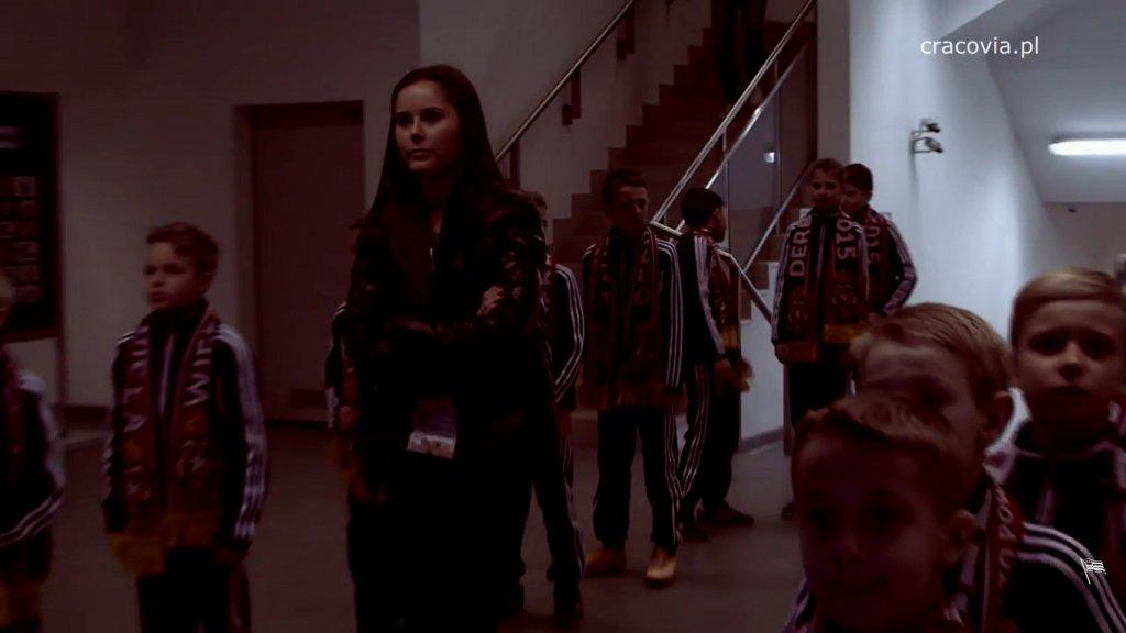 Kadr z filmu Cracovii