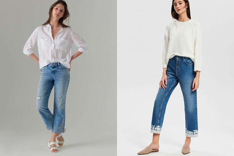 Jeansy za mniej niż 50 zł, które kupisz w sieciówkach