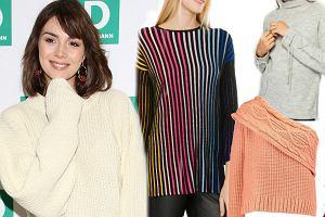 fot. WBF/ Krupińska/ modne swetry na zimę