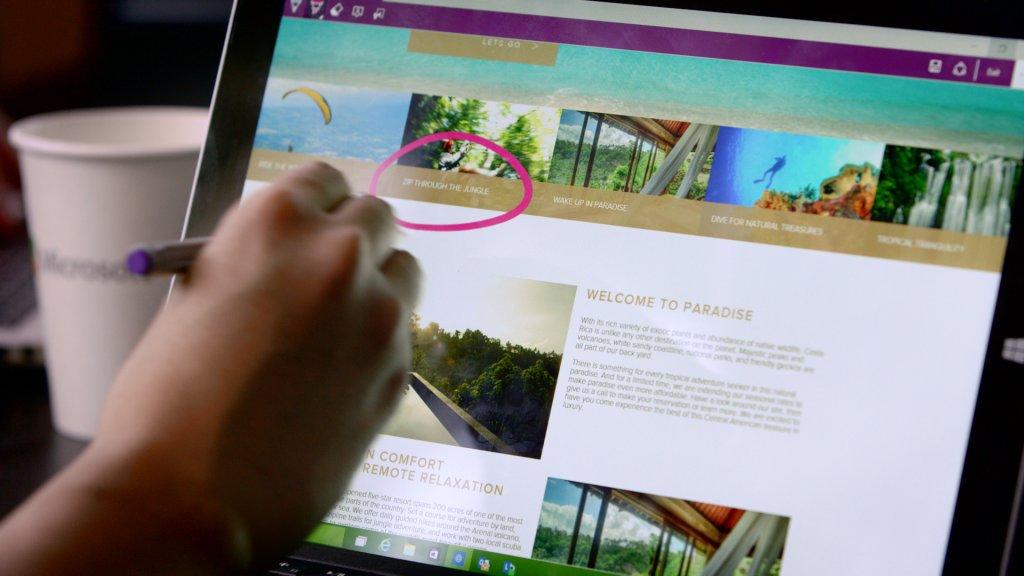 Edge - nowa przeglądarka Microsoftu