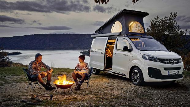 Opel Zafira Life kamper