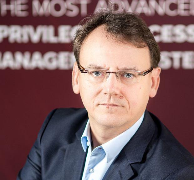 Michał Jarski, VP EMEA w Fudo Security