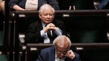 Jarosław Kaczyński: Druga tura wyborów to była walka jeden przeciwko wszystkim