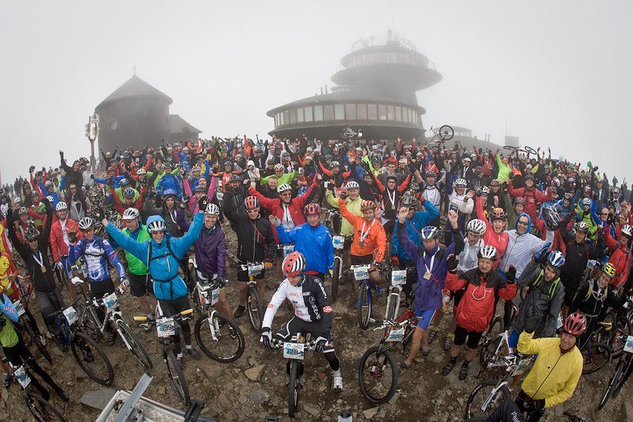 Uphill Race Śnieżka